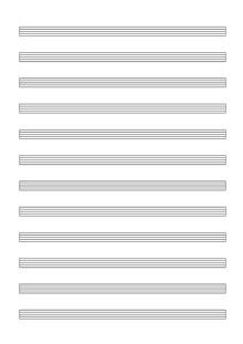 Carta da musica gratis res musica - Pagina da colorare per chitarra ...
